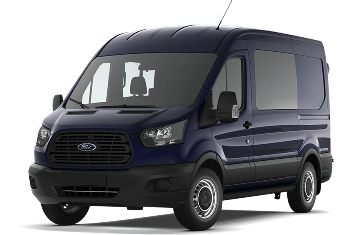 Mandataire FORD TRANSIT FOURGON CABINE APPROFONDIE